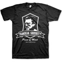 The Big Lebowski Men's T Shirt - Walter Sobchak