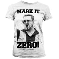 The Big Lebowski Women's T Shirt - Mark It Zero