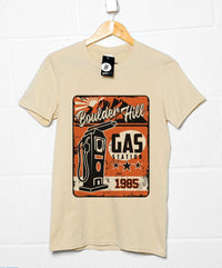 Boulder Hill Gas Station T-Shirt