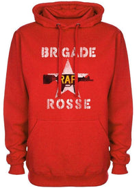Brigade Rosse Hoodie or Sweatshirt (As worn by Joe Strummer)
