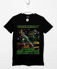 Deathray B Movie T Shirt - Blob Monsters