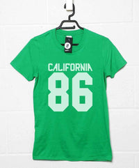 As Worn By Damon Albarn - California 86 T Shirt