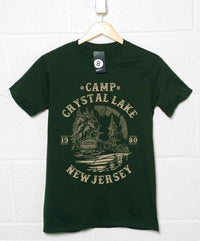 Camp Crystal Lake 1980 T Shirt - Inspired by Friday the 13th
