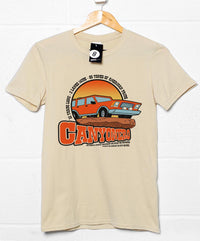 Inspired By The Simpsons T Shirt - Canyonero
