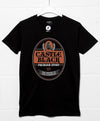 Castle Black Premium Stout T Shirt