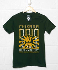 Chikara Dojo T Shirt - Inspired by Iron Fist