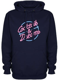 Cocktails and Dreams Logo Hoodie or Sweatshirt