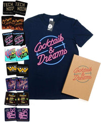 Cocktails and Dreams Directors Cut Box Set