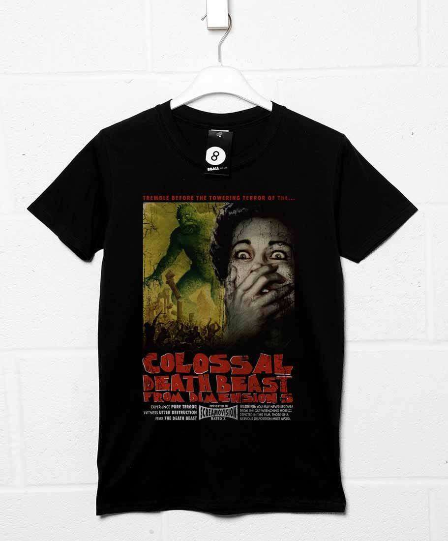 Deathray T Shirt - Colossal Death Beast