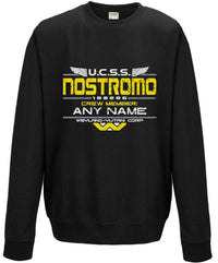 Customisable Nostromo Crew Sweatshirt