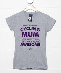 I'm A Cycling Mum T Shirt