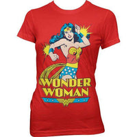 Wonderwoman Womens T Shirt