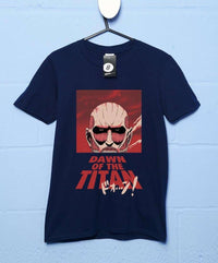 Dawn Of The Titan T-shirt Inspired by Attack On Titan