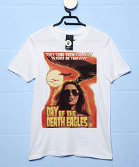 Deathray B Movie T Shirt - Death Eagles
