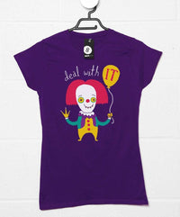 Deal With IT Womens T-Shirt