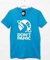 Don't Panic Hitcher T Shirt