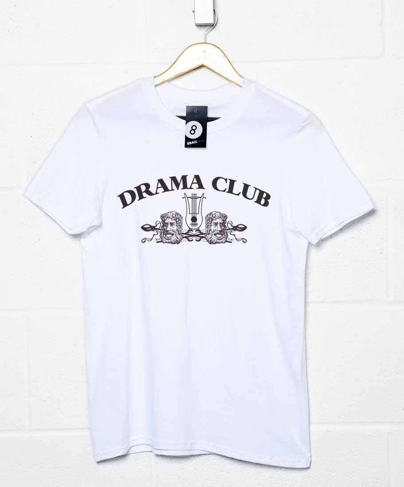 drama club stranger things inspired t shirt. Black Bedroom Furniture Sets. Home Design Ideas