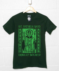 Drink Up for Saint Patrick T Shirt