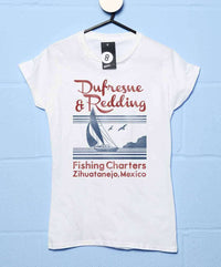 Dufresne And Redding Fishing Charters Womens T Shirt