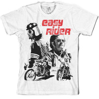 Easy Rider Mens T Shirt - Fonda And Hoppa