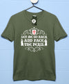 Face the Peril T Shirt