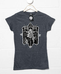 Fart Direction Heraldry T-Shirt