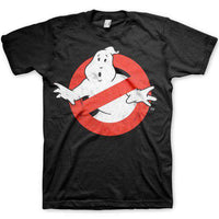 Ghostbusters T Shirt - Classic Shield