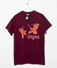 Christmas Men's T Shirt - Ginjas