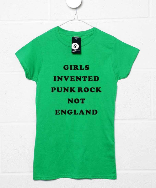 as worn by sonic youth t shirt girls invented punk rock 8ball t shirts. Black Bedroom Furniture Sets. Home Design Ideas