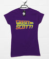 Back To The Future Inspired Womens T Shirt - Great Scott