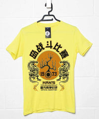 Han's Tournament Competitor T Shirt