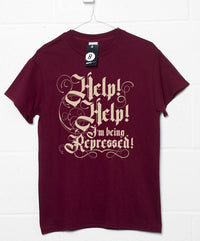 Help I'm Being Repressed T shirt