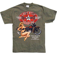 Hot Rod T Shirt - Last Stop Gasoline