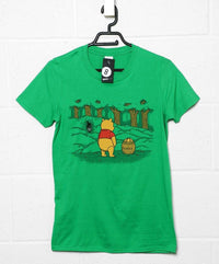 Hunny T-Shirt Inspired by Winnie the Pooh and Alien