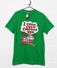 I Choo Choo Choose You - Inspired by The Simpsons T Shirt