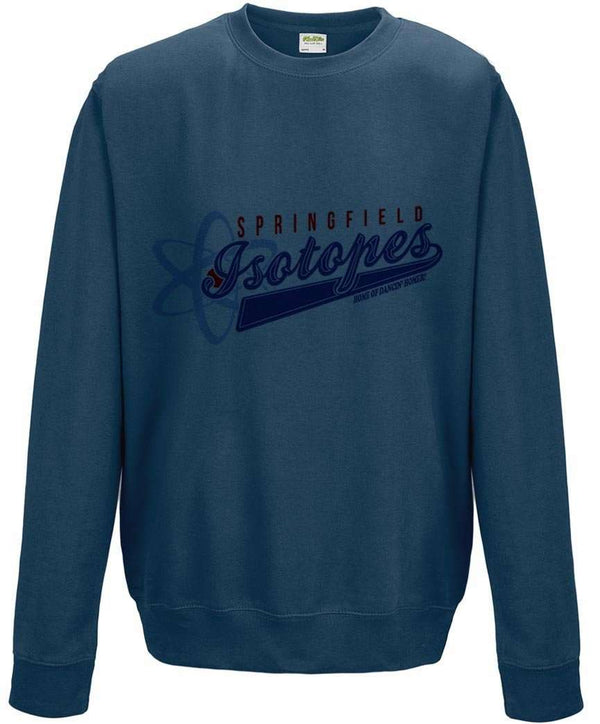 322430335ffe The Simpsons Springfield Isotopes Hoodie or Sweatshirt