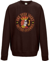 One Eyed Jacks Circular Logo Hoodie or Sweatshirt