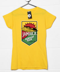 Jamaica Bobsled Team Womens T Shirt