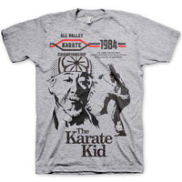Karate Kid T Shirt - Crane Pose