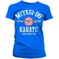 Karate Kid Women's T Shirt - Miyagi Do