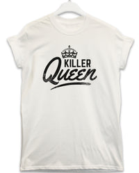 Killer Queen - Lyric Quote T Shirt