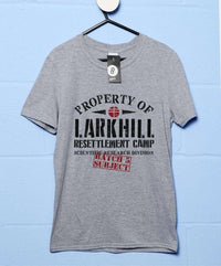Larkhill Resettlement Camp T Shirt