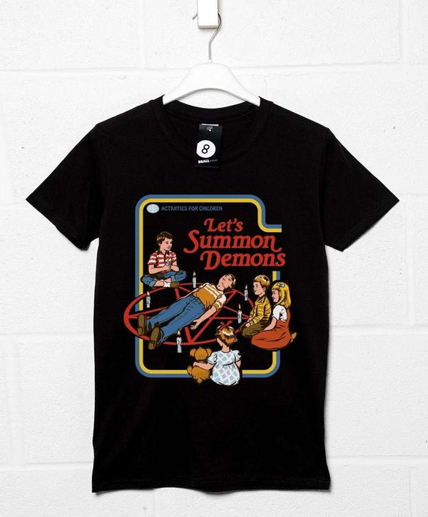 Let's Summon Demons T Shirt