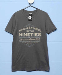 Manufactured In The Nineties T Shirt