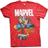 Marvel Comics Mens T Shirt - The Mighty Thor