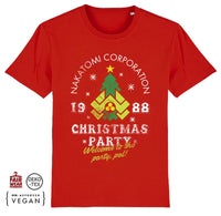 Nakatomi Christmas Party T-Shirt - Premium Organic Cotton T Shirt