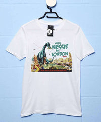 Deathray B Movie T Shirt - Nessie Ate London