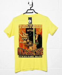 Deathray B Movie T Shirt - Ninjapocalypse