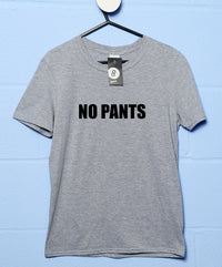No Pants - Video Conference T Shirt