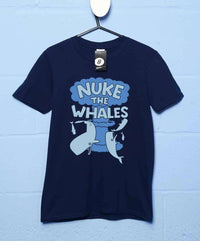 Nuke The Whales T Shirt